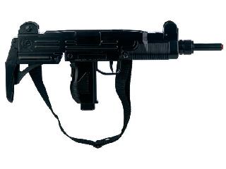 Kommandós játék gépfegyver patronos