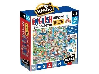 Headu: Tanulj könnyen angolul - Város puzzle