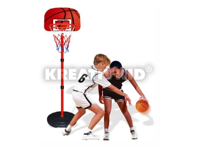 Kosárlabda szett dobozos