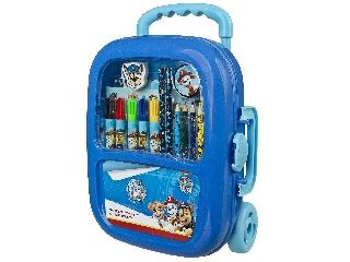 Kreatív készlet húzható bőröndben - Mancs őrjárat - sérült csomagolású