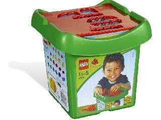LEGO Duplo Kreatív rendrakó