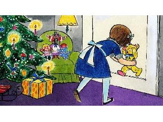 Különleges karácsony diafilm