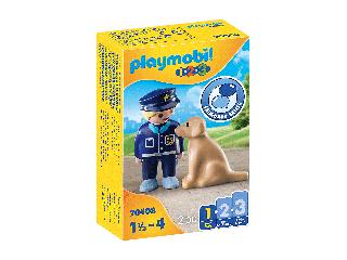 Kutyás rendőr