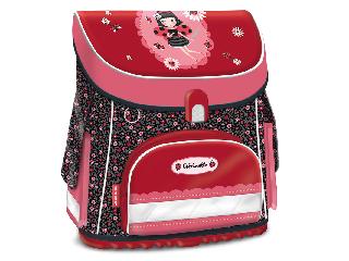 La Coccinelle kompakt easy mágneszáras iskolatáska + ajándék Activity Family társasjáték