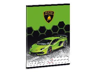 Lamborghini A/5 1. oszt. füzet 1432