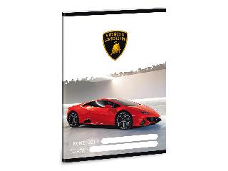Lamborghini A/5 leckefüzet