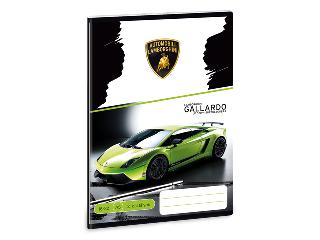Lamborghini A/5-ös 2. oszt. vonalas füzet