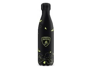 Lamborghini duplafalú fémkulacs-500 ml