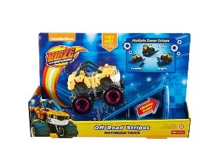 Láng és a szuperverdák: Motorizált Csíkos kisautó