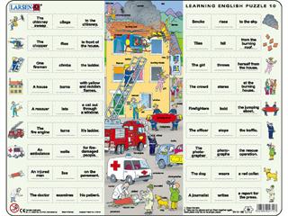 Larsen Maxi puzzle - EN10