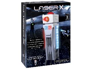Laser-X torony - 10 működési móddal