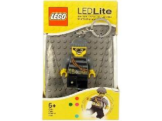 Lego City világító kulcstartó - Mestertolvaj