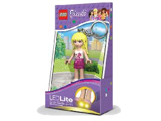 Lego Friends Stephanie világító kulcstartó