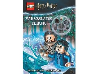 Lego Harry Potter - Varázslatos titkok - Sirius Black minifigura