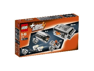 Lego Power Functions motorkészlet 8293