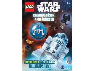 LEGO Star Wars - Kalandozások a világűrben - foglalkoztató füzet