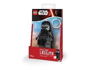 Lego Star Wars - Kylo Ren világító kulcstartó
