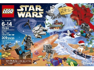 LEGO Star Wars Adventi naptár 75184