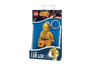 Lego Star Wars C-3PO világító kulcstartó