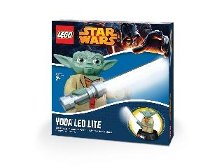 Lego Star Wars Yoda LED asztali lámpa