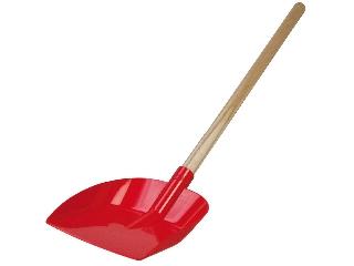 Lena: Kerti szerszámok piros lapát (60 cm)