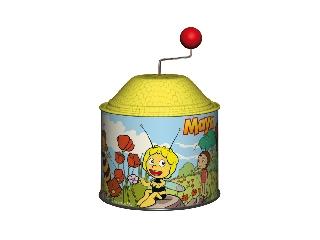 Lena Maja a méhecske kereplő henger