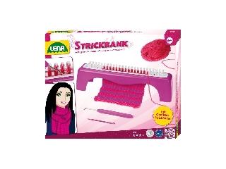 Lena rózsaszín kötő készlet 42680