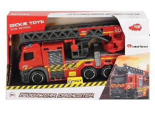 Létrás tűzoltóautó
