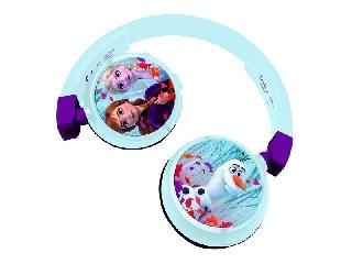 2:1 Jégvarázs vezeték nélküli Bluetooth és vezetékes összecsukható fejhallgató