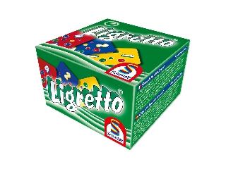 Ligretto Zöld kártyajáték