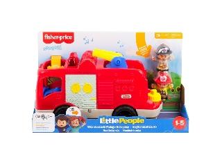 Little People Tűzoltóautó