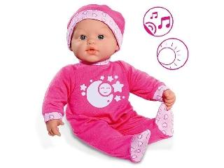 Loko: édes álom világító, zenélő altatóbaba
