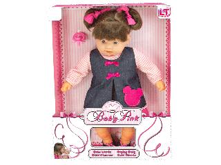 Loko Toys Lány Baba 43 cm-es