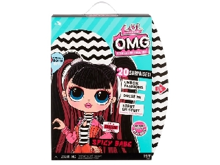 L.O.L. Surprise OMG Core Doll Spicy Babe
