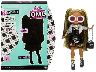 L.O.L. Surprise OMG Doll Alt GRRRL