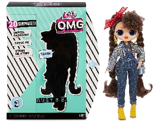 L.O.L. Surprise OMG Doll Busy B.B