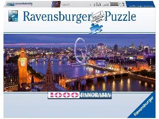 London 1000 darabos panoráma puzzle