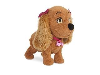 Lucy interaktív kutya új - táncol és énekel