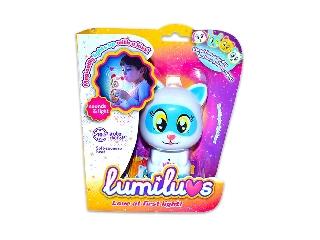 LUMILUVS világító állatkák - Kék cica