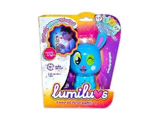 LUMILUVS világító állatkák - Kék nyuszi