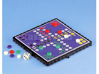 Mágneses játék - kicsi - Ki nevet a végén