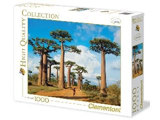Majomkenyérfák Madagaszkáron  1000 db-os puzzle