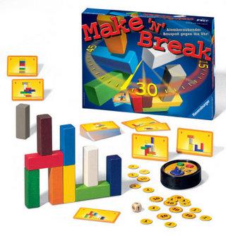 Make'n break társasjáték