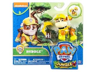 Mancs őrjárat - Dzsungel akciófigura - Rubble