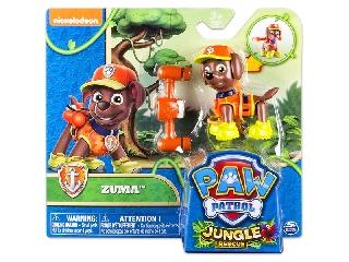 Mancs őrjárat - Dzsungel akciófigura - Zuma