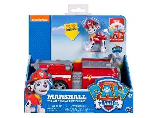 Mancs őrjárat - Marshall és létrás tűzoltóautója felugró vizágyúval