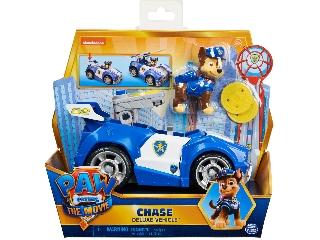 Mancs Őrjárat a film járművek Chase