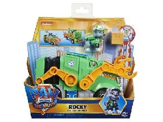 Mancs Őrjárat a film járművek Rocky