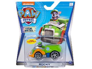 Mancs Őrjárat fém kisautó Rocky