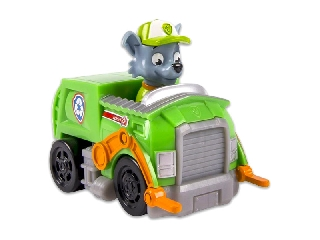 Mancs Őrjárat Mentő Járművek Rocky emelővel
